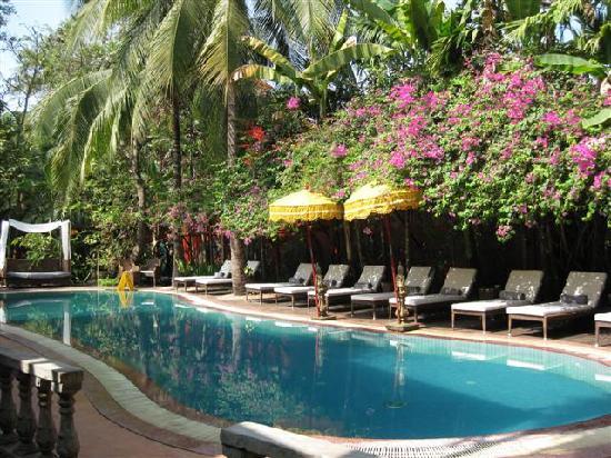 Bopha Siem Reap Boutique Hotel: Pool