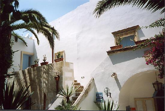 B&B Resort Nostra Signora dei Turchi : La casa