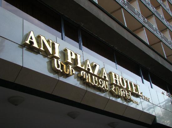 BE Ani Plaza Hotel
