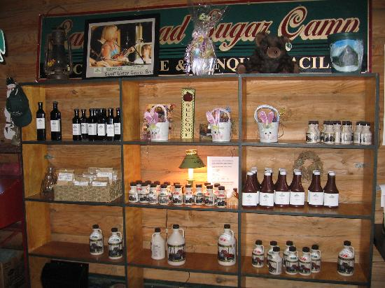Sand Road Sugar Camp: Maple Sugar Products for Sale