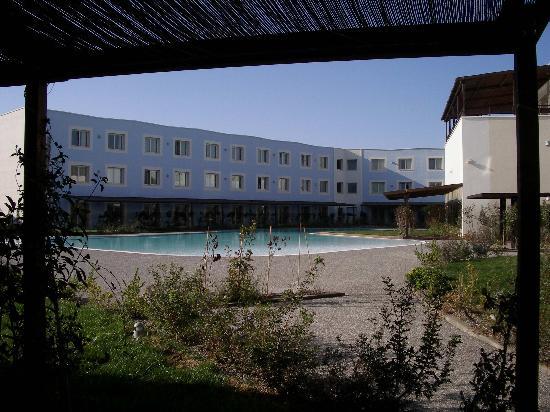 Nicotel Gargano: View from the terrace