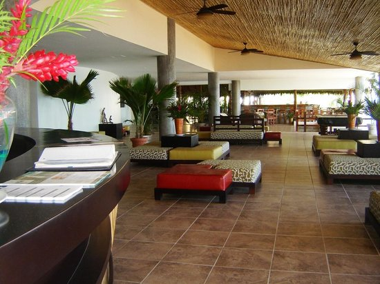 Tango Mar Beachfront Boutique Hotel & Villas: New Reception/Lobby