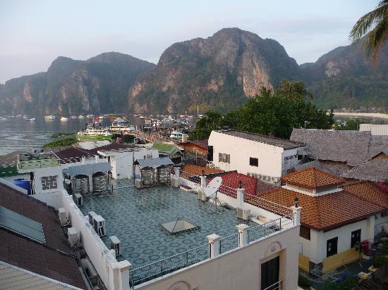 Phi Phi Hotel: View from room