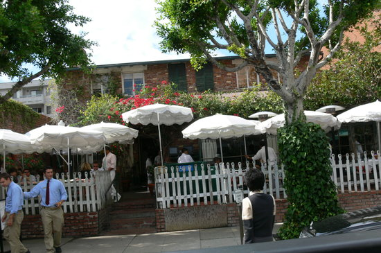 The Ivy Los Angeles Central L A Menu Prices Restaurant Reviews Tripadvisor