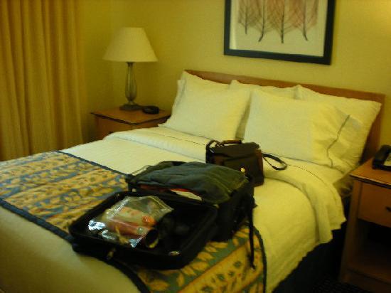 Residence Inn Fort Lauderdale SW/Miramar: Comfortable & Cozy Bed