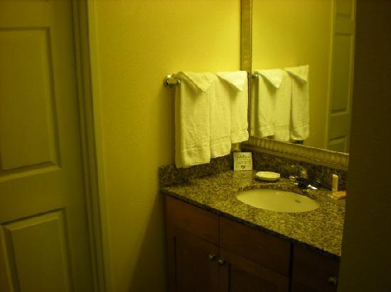 Residence Inn Fort Lauderdale SW/Miramar: Bathroom