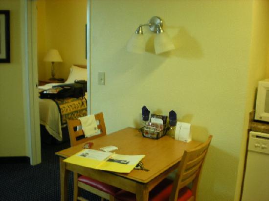 Residence Inn Fort Lauderdale SW/Miramar: Very Cozy