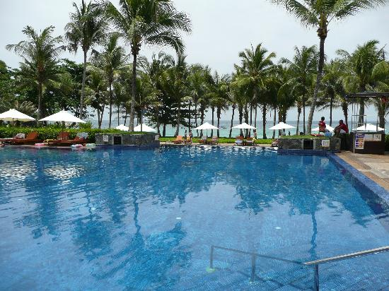 Club Med Bintan Island: The pool