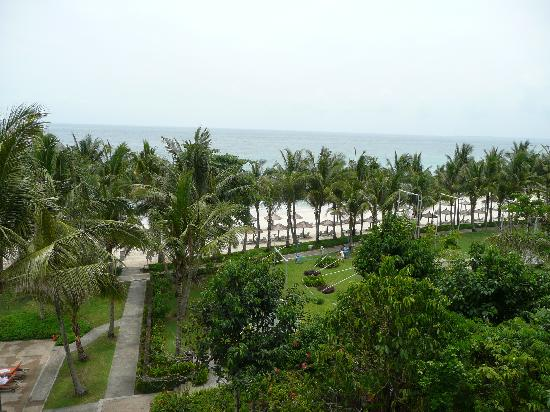 Club Med Bintan Island: view from the panorama bar