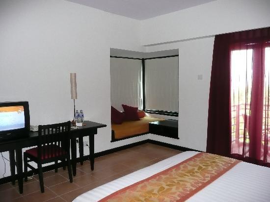 Club Med Bintan Island: our room