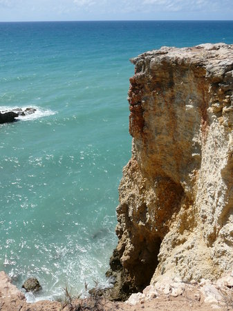 Rincon, Porto Rico: View from Cabo Rojo lighthouse