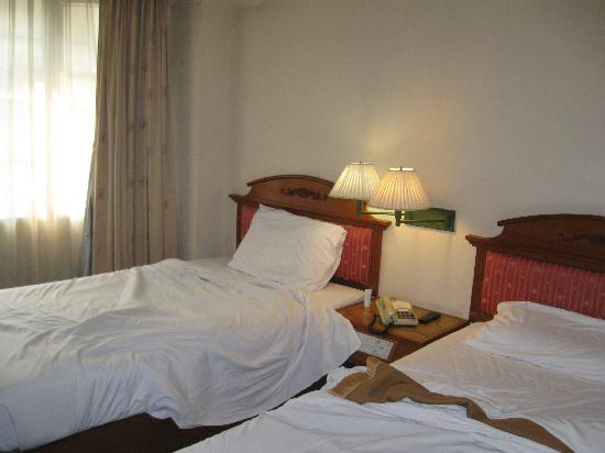 Bangkok City Inn: Twin Beds