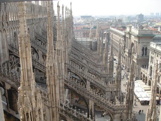 Mailand, Italien: Milan - marqoos_pl