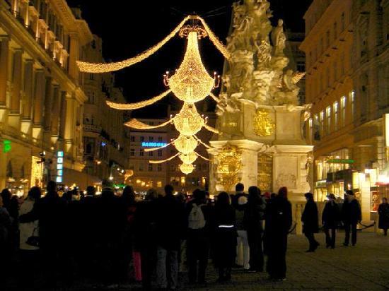 Christmas in vienna picture of vienna vienna region for Best hotel in vienna for christmas