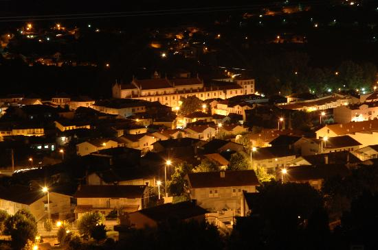 Arouca at night
