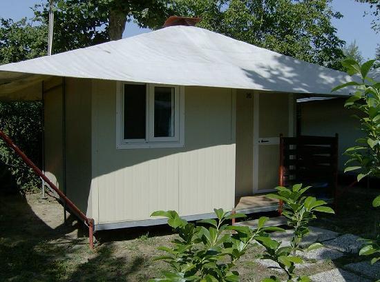 Alba D'Oro Camping: Cabin at Abla d'Oro