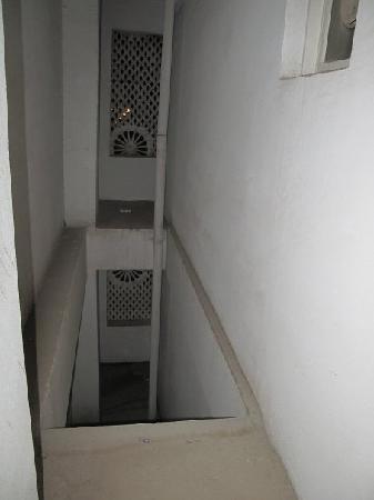 Al Mourouj Inn Hotel: View from room window