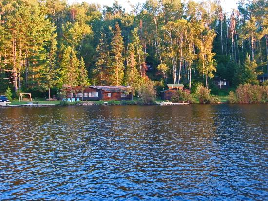 Гранд-Мараис, Миннесота: Loon Lake Lodge