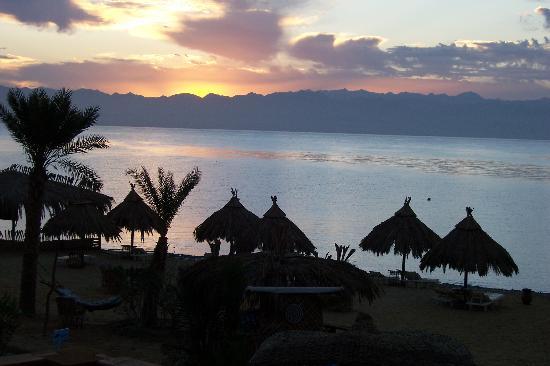 Nakhil Inn & Dream - Nuweiba: Sonnenaufgang