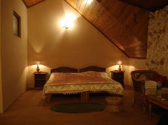 Olde Main Bellevue Heritage Hotel: suite room