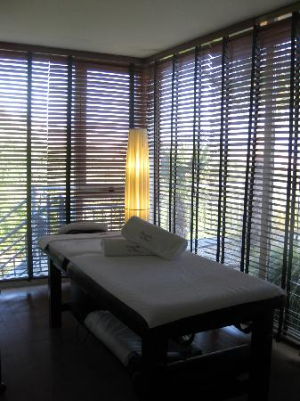 Augusta Spa Resort: Sala masaje