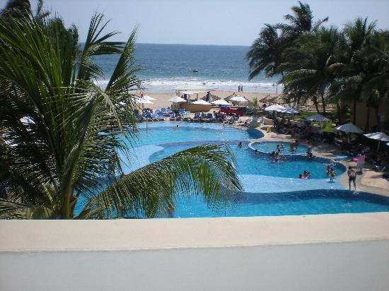 Tesoro Ixtapa : Balcony View