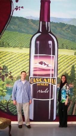 Le Tours - Leavenworth's Enchanted Tours: Cascadia Winery