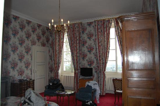 Château de Divonne : Our room