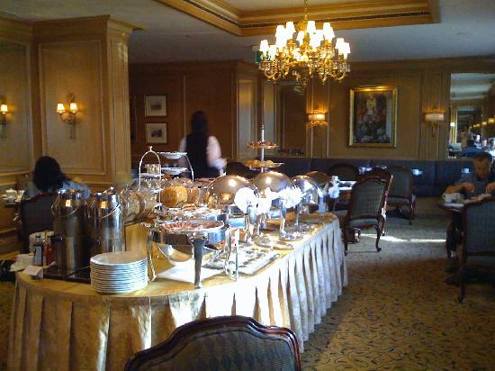 Sir Stamford At Circular Quay Hotel Sydney Breakfast Buffet