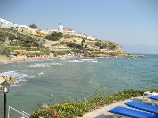 Kusadasi, Turecko: Sunrise Beach