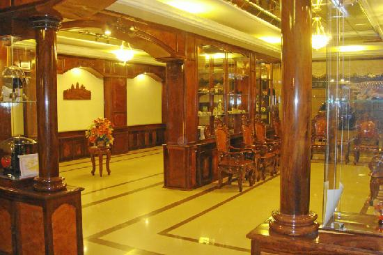 Hall at Star Hotel