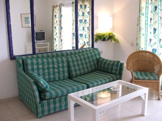 Parque del Sol: lounge
