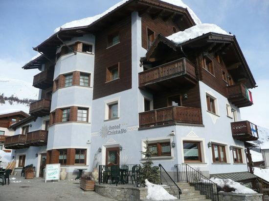 Hotel Cristallo: hotel
