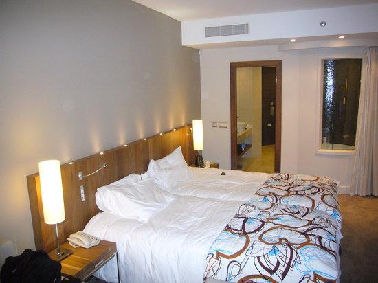 Hilton Malta: Hotel Room