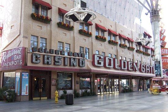 Restaurant at Golden Gate Hotel & Casino