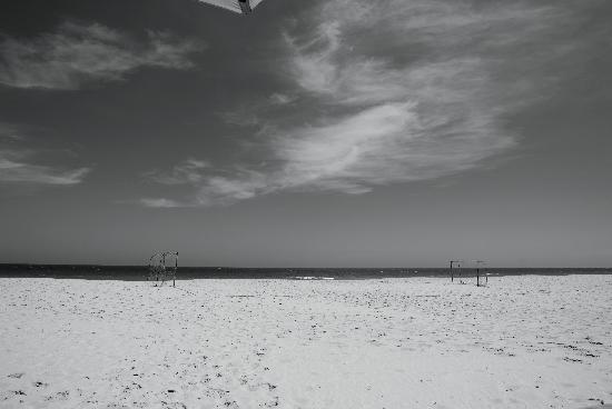 Allezboo Beach Resort & Spa: Beach in front of Allezboo
