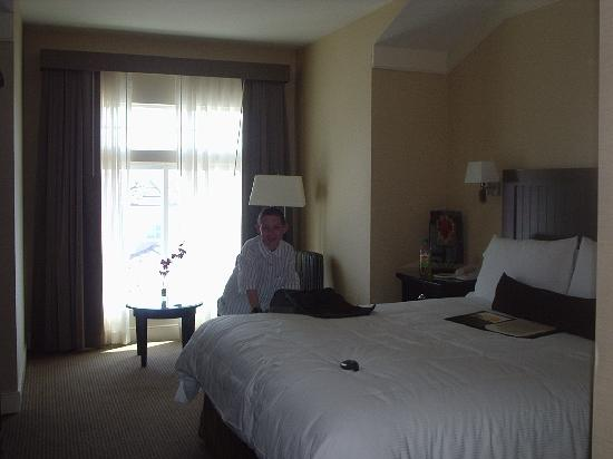 West Inn & Suites Carlsbad: Main part of the room