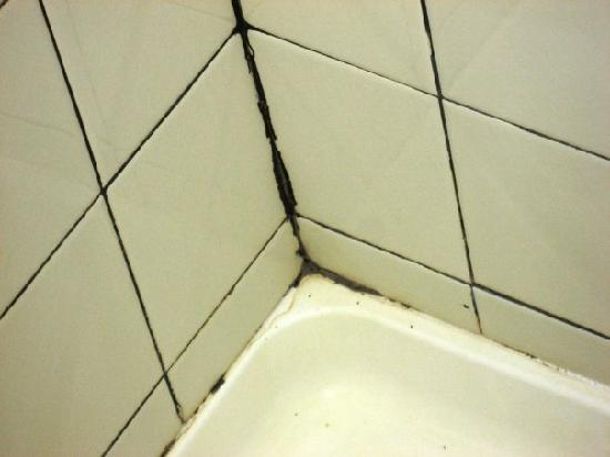 เซนต์ชาร์ลส์, อิลลินอยส์: Bathroom in room #3