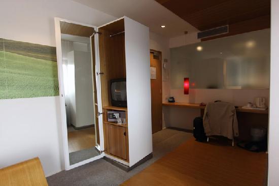 Montaperti Hotel: tv