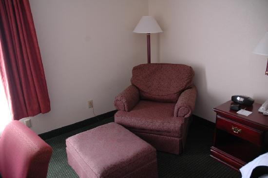 Hampton Inn Niagara Falls : 1 king bed room