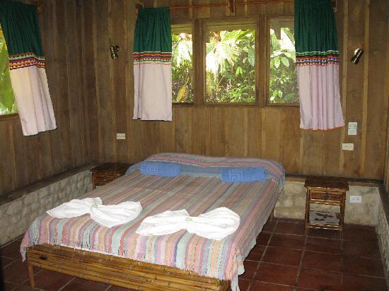 Esquinas Rainforest Lodge: Unterkunft
