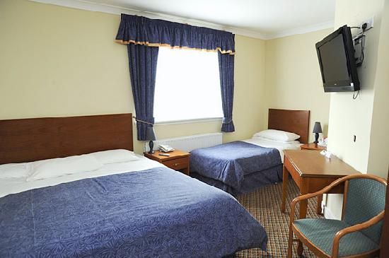 Aisling Guest House: Double/Twin Room