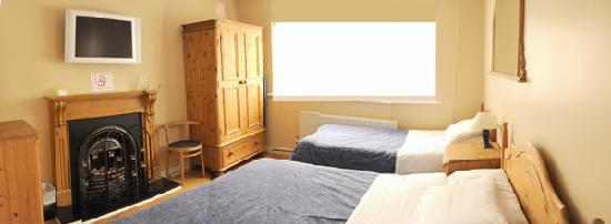 Aisling Guest House: Twin Room