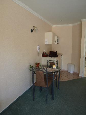 Silver Fern Rotorua - Accommodation and Spa: Kitchenette