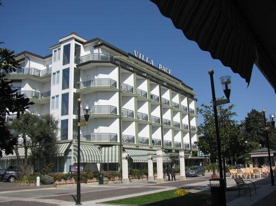 Hotel Terme Villa Pace: vista hotel esterno