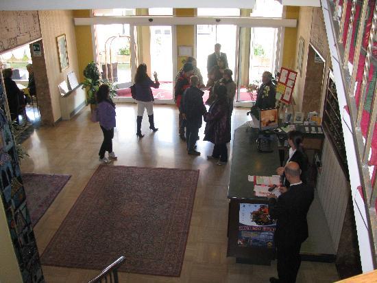Hotel Terme Villa Pace: reception