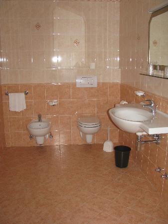 Hotel Terme Villa Pace: bagno