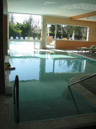 Hotel Terme Villa Pace: piscina interna ed esterna