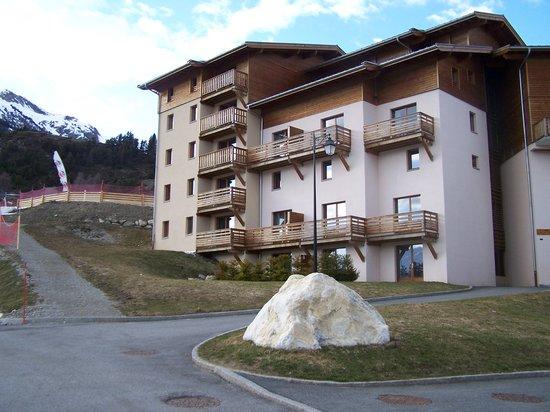 Residence Goelia les Flocons d'Argent