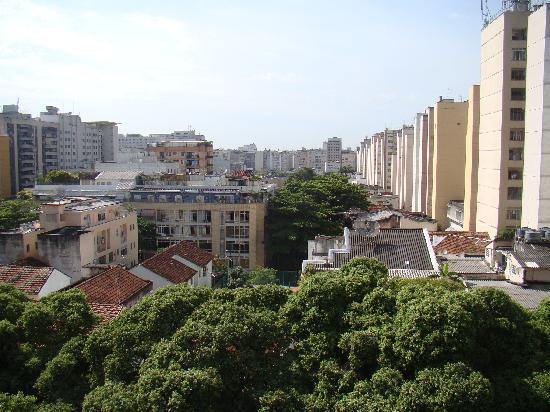 Casa do Alessandra B&B: view from balcony